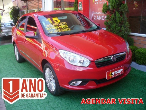 Grand Siena Essence 1.6 - 2015 Star Veículos
