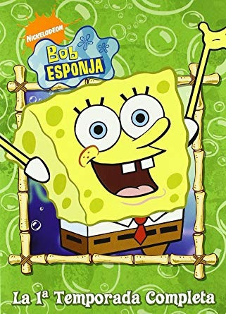 Bob Esponja 11 Temp En Latino 1 A 9 Y Español 10 11 Para Dvd Mercado Libre
