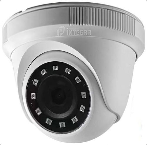 Cámara Seguridad Hikvision Turbo Hd Tvi 1080p 2mp Domo Metal