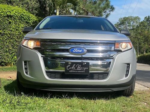 Ford Edge Se 3.5 At Modelo 2012