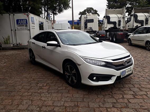 Honda Civic Touring 1.5 Top De Linha, Único Dono