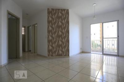 Apartamento No 2º Andar Com 2 Dormitórios E 1 Garagem - Id: 892919332 - 219332
