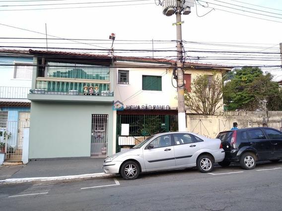 Sobrado 2 Dormitórios Ao Lado Da Estação São Judas Do Metrô - Bi25562
