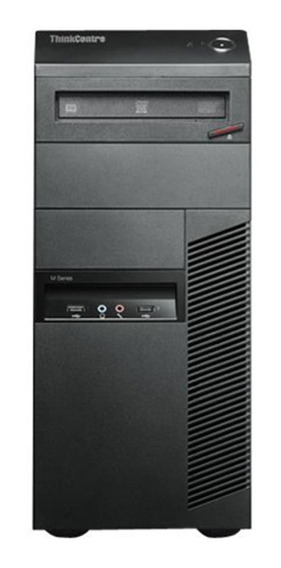 Cpu Lenovo M81 Torre Intel Core I3 4gb (s/hd) Gravador Wifi