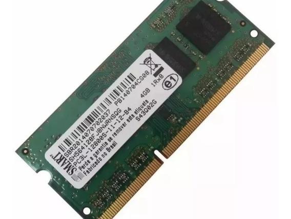 Memoria 4gb Notebook Ddr 3 1600mhz