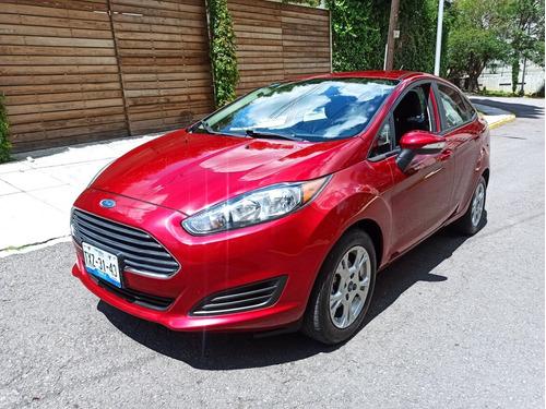 Imagen 1 de 11 de Ford Fiesta 2014 1.6 Se 5vel Mt