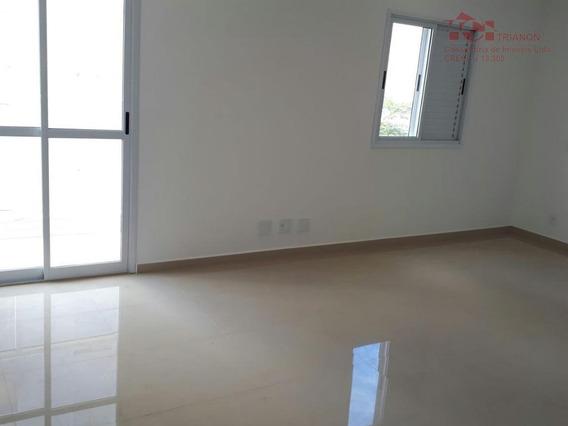 Apartamento Tipo Loft À Venda, Vila Alpina, Santo André. - Ap0991