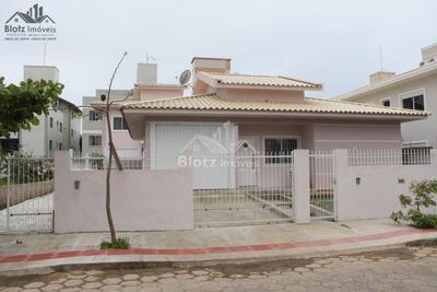 Casa Para Alugar No Bairro Ingleses Em Florianópolis - Sc. 3 Dormitórios. Ref. 55 - 55