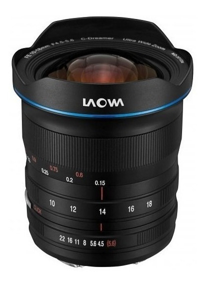 Laowa 10-18mm C-dreamer E-mount Full Frame