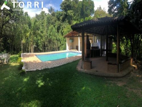 Imagem 1 de 17 de Chácara No Bairro Fazenda Genebra - Ch00275 - 68384383