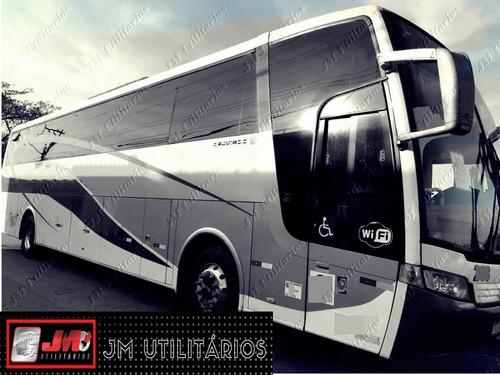 Imagem 1 de 12 de Busscar Vissta Buss Hi Ano 2008 Scania K310 Jm Cod.160