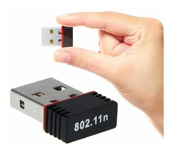 Mini Wifi Usb Antena (precio Publicado)