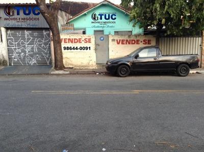 Terreá Comercial C/salão -270 Entrada+ Parcelas (diadema) - 8013