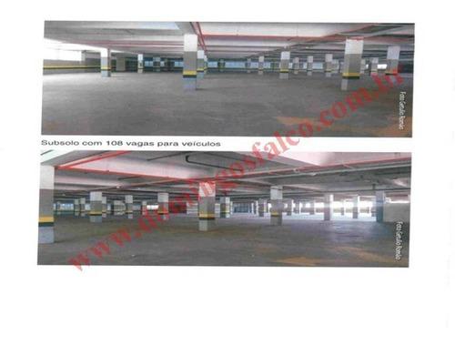Imagem 1 de 12 de Locação - Prédio - Taguatinga Norte (taguatinga) - Brasília - Df - D0406