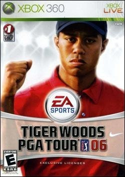 Jogo Tiger Woods Pga Tour 06 Xbox 360 X360 Original Golf