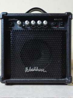 Amplificador Para Guitarra Washburn Wa15g