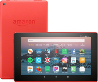 Tableta Amazon Fire 8 Hd Nueva Original Sellada 16gb