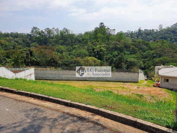 Terreno À Venda, 695 M² Por R$ 150.000,00 - Reserva Vale Verde - Cotia/sp - Te0080