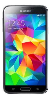 Samsung Galaxy S5 Preto Usado Mt Bom C/ Nf