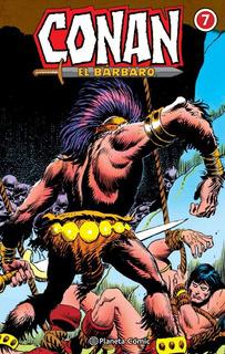 Conan El Bárbaro 07 (edición Integral)
