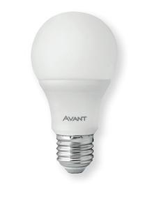 Lampada Led Pera Br 6500k 12w Bivolt 186061374 Avant 20 Pçs