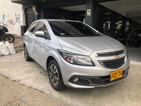 Chevrolet Onix Ltz 2016