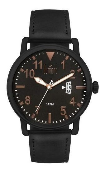 Relógio Dumont Pretodu2315aak/2p