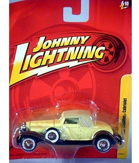 Johnny Lightning Cadillac Cabriolet 1931