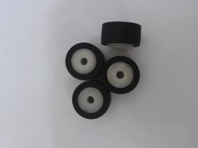 Rolo Pressor Rolopressor Ø13mm Núcleo Plástico Eixo Grosso