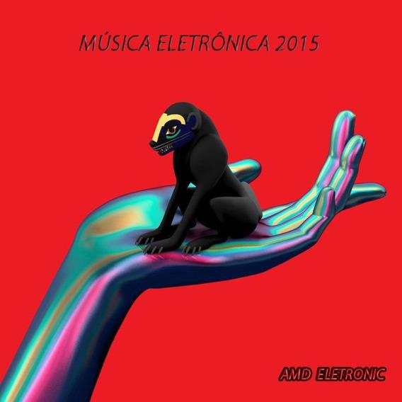 Kit Profissional De Música Eletrônica 2015 Para Djs.