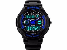 Relógio Masculino Skmei S-shock Modelo 0931 Prova D