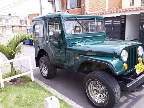Jeep Willys Willys 56