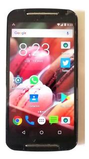 Teléfono Celular Inteligente Morotola Moto G 2da Generación