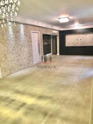 Apartamento Em Condomínio Padrão Para Venda  Belenzinho, 3 Suítes, 3 Vagas, 179 M2 - 1678