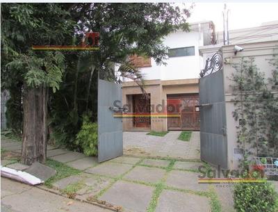 Casa Para Venda, 4 Dormitórios, Planalto Paulista - São Paulo - 2635