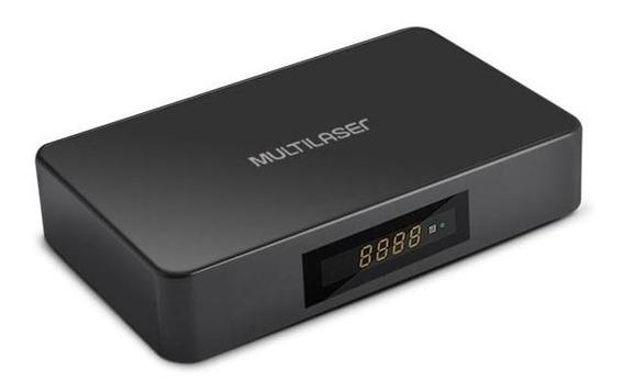 Smart Tv Multilaser Box 2 Em 1 Conversor Tv Digital Netflix