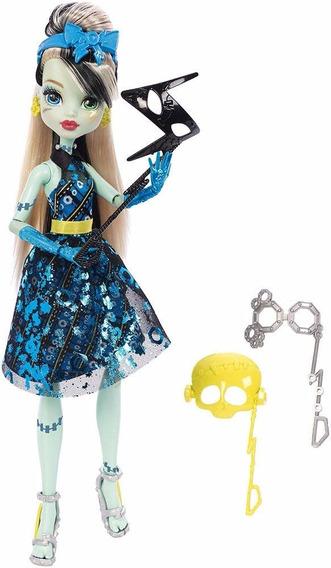 Monster High Dance Fright Away Transforming Frankie Stein