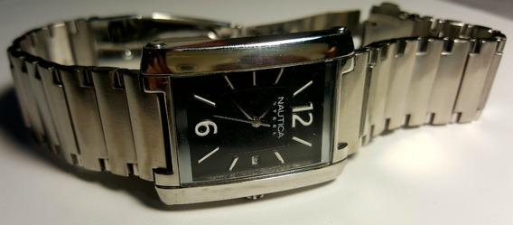 Reloj Nautica Steel