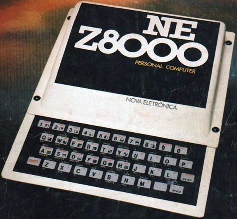 Ne Z8000 Microcomputador . Para Colecionador.