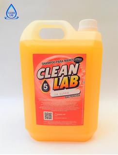 Jabon Liquido/shampoo Para Manos X 5 Lts Bactericida Espada