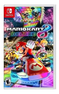 Mario Kart 8 Deluxe Edicion Estandar Nintendo Switch