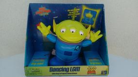 Toy Story Alien Dancing Alien Eletronic Dancing