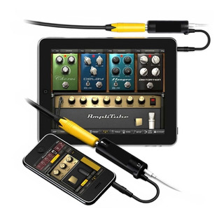 Irig Efectos Para Tu Guitarra Con iPhone iPad - Amplitube