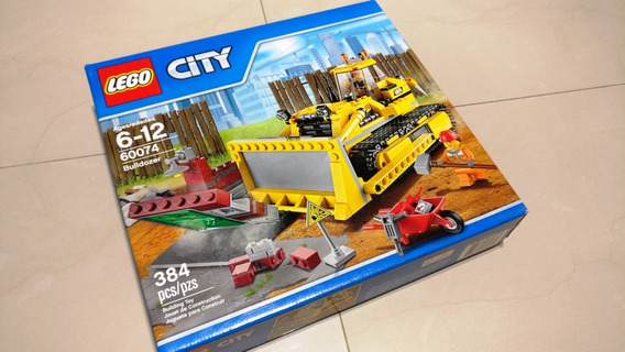Lego City 60074 Demoledora 384 Piezas Set
