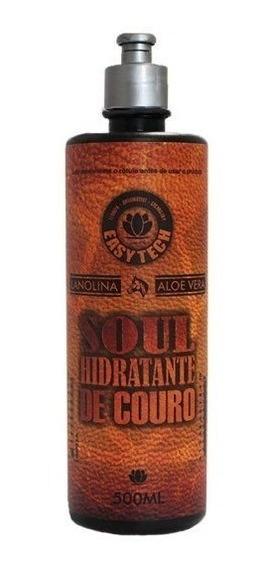 Hidratante De Couro Sintético E Natural Soul 500ml Easytech