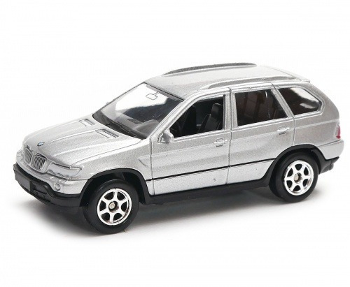 Welly Bmw X5 Escala 1/60 (7cm) Rosario