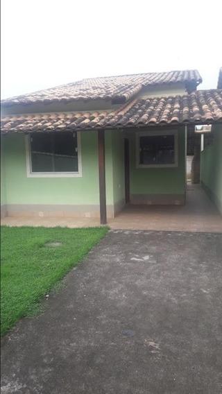 Casa Em Barroco (itaipuaçu), Maricá/rj De 0m² 2 Quartos À Venda Por R$ 270.000,00 - Ca536474