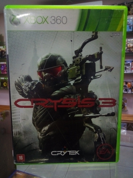 Jogo Usado Xbox 360 - Crysis 3