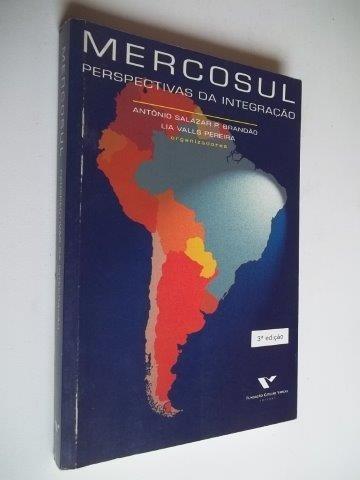 * Mercosul Perspectivas Da Integração - Livro