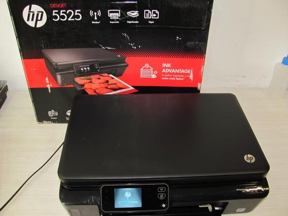 Impressora Hp 5525 - ( Com Defeito Falha Na Impressão )